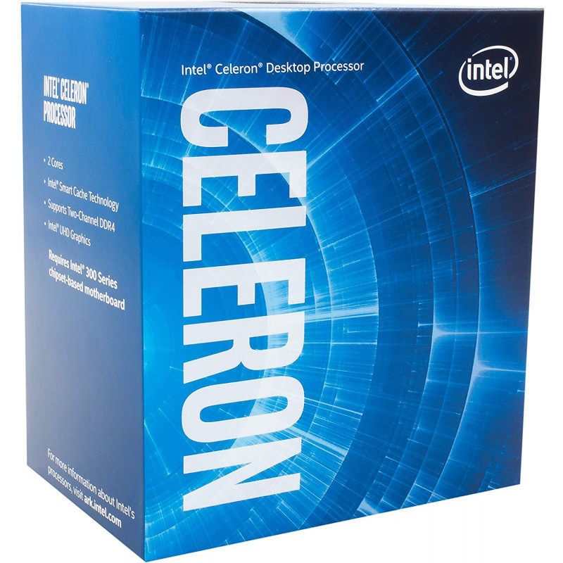 Intel Celeron G4920 Desktop Procesor 2 Core 3.2GHz LGA1151 300 Series 54W