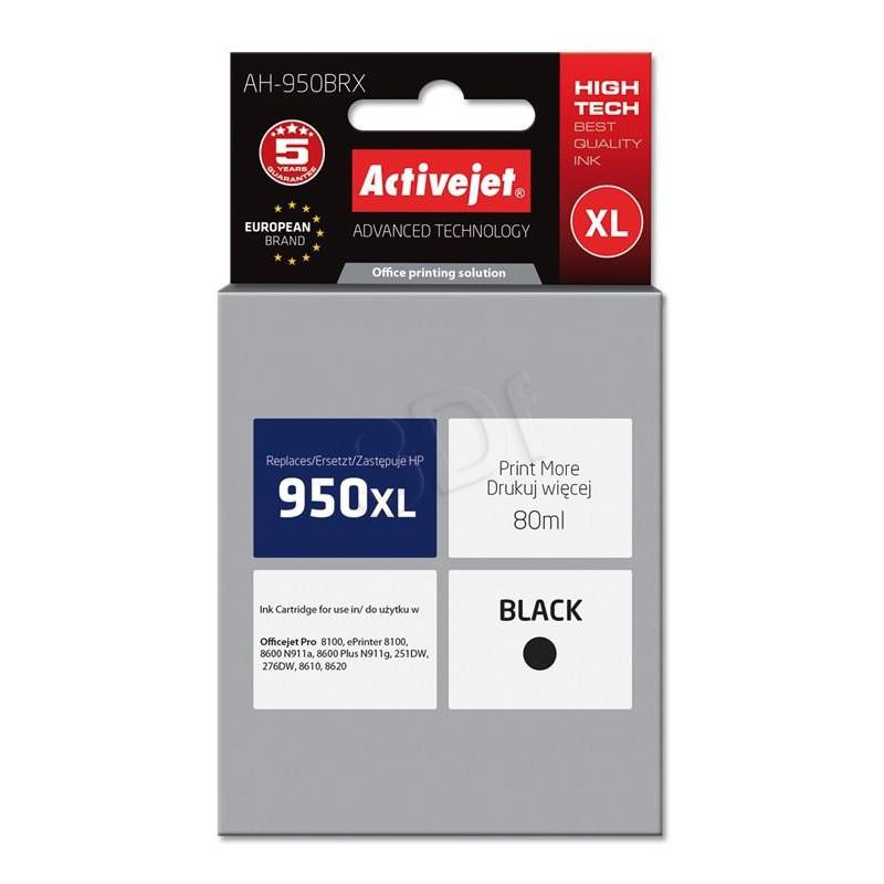 ActiveJet črno črnilo HP CN045AE 950XL