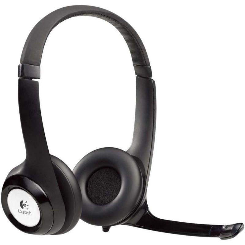 Logitech Slušalke H390, stereo, USB