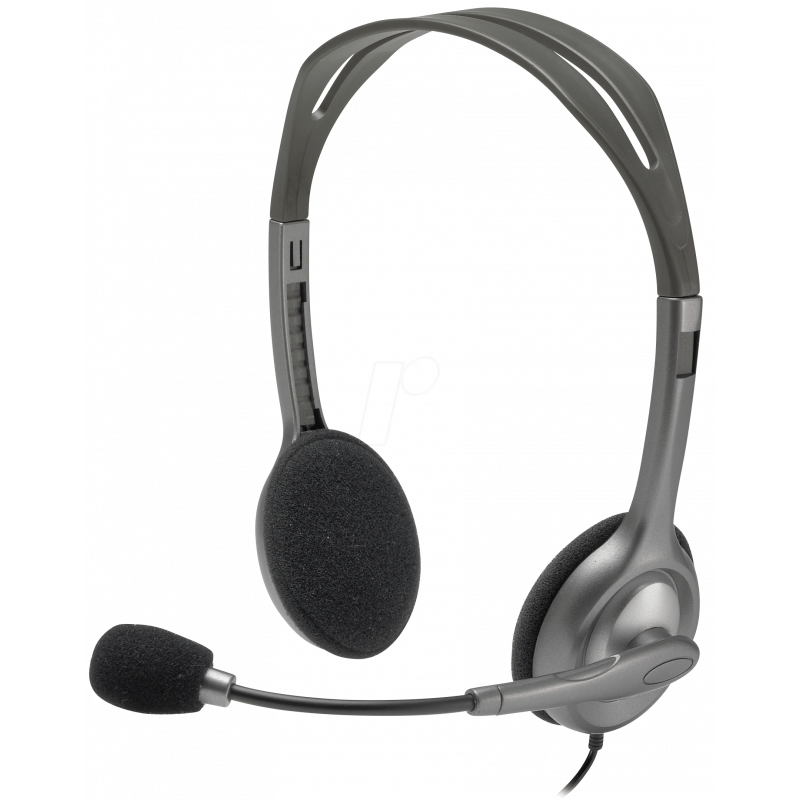 Logitech H111 Stereo Slušalke On Ear
