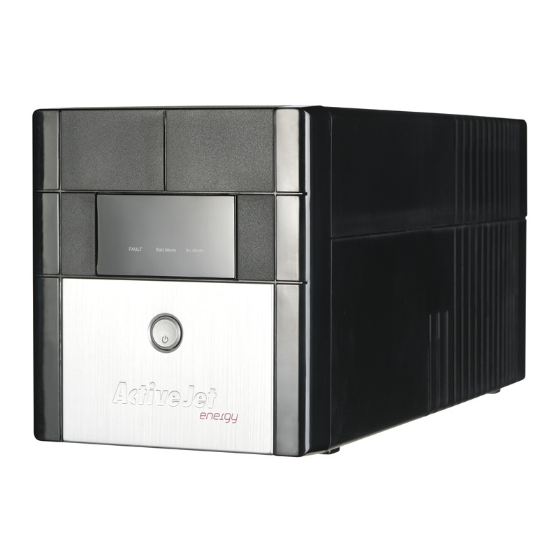 Activejet UPS 650VA LED brezprekinitveno napajanje