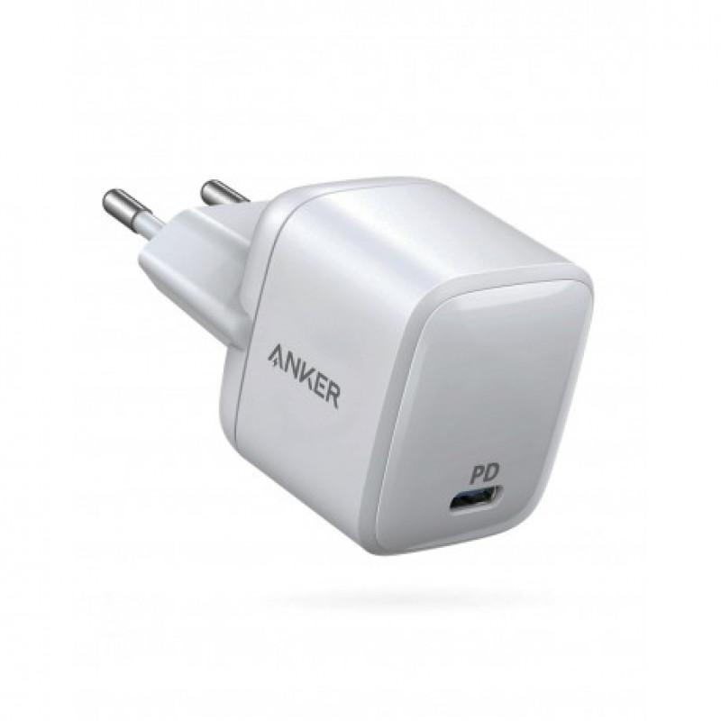 Anker PowerPort Atom PD polnilec siv