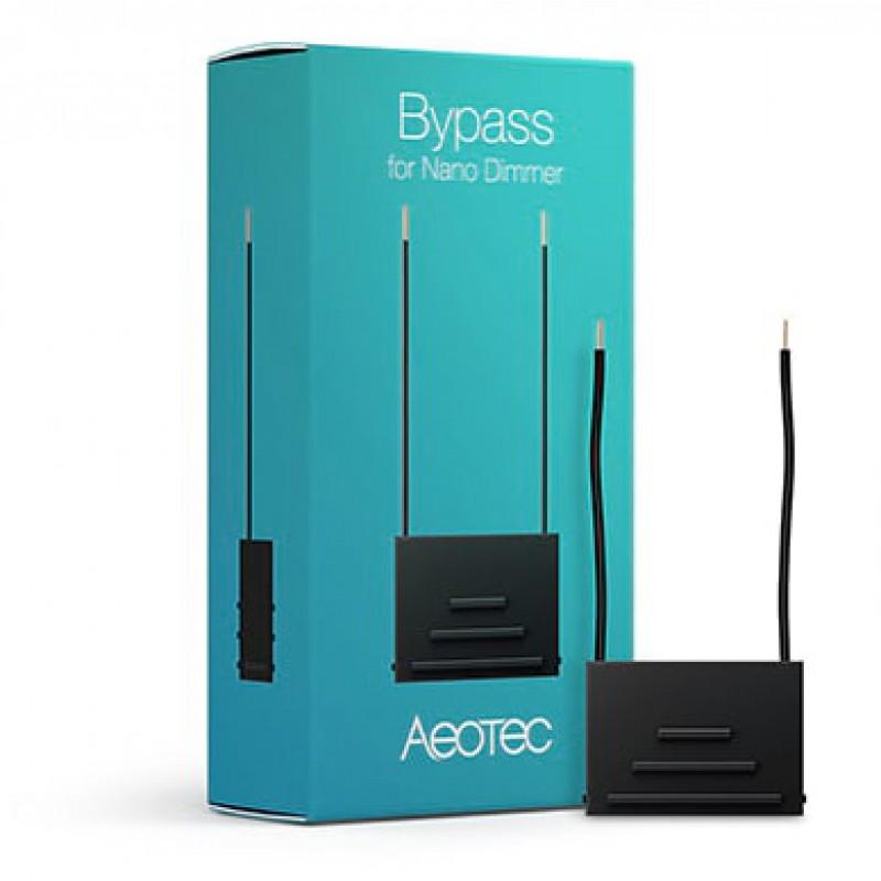 AEOTEC Nano Dimmer Bypass ZW150