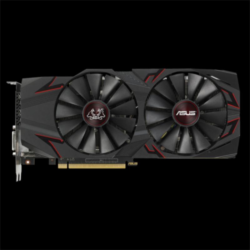 Grafična kartica ASUS GeForce GTX 1070 Ti Cerberus, 8GB GDDR5, PCI-E 3.0