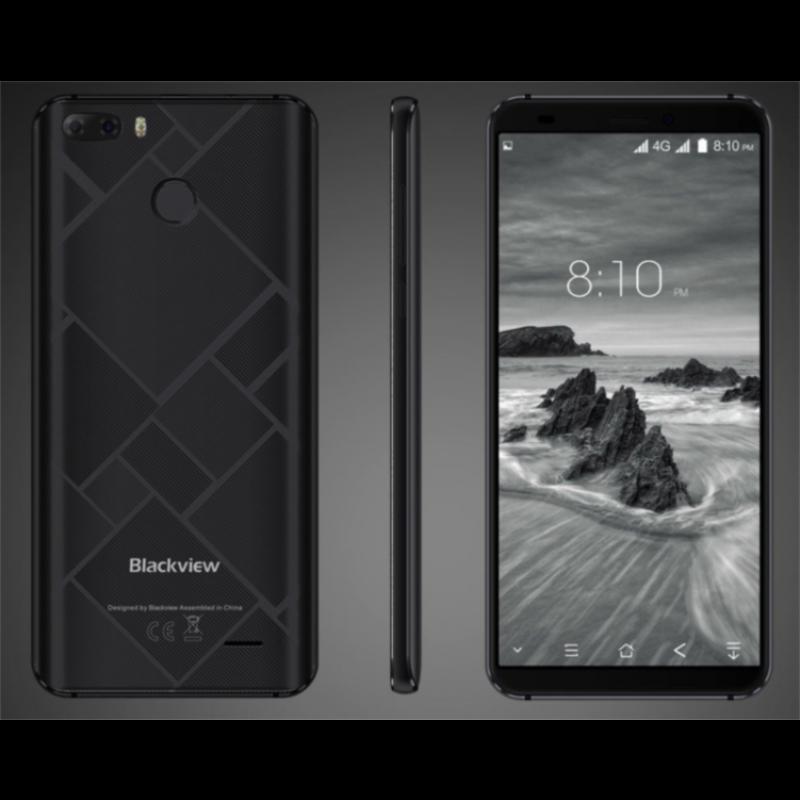 BLACKVIEW S6 ČRN