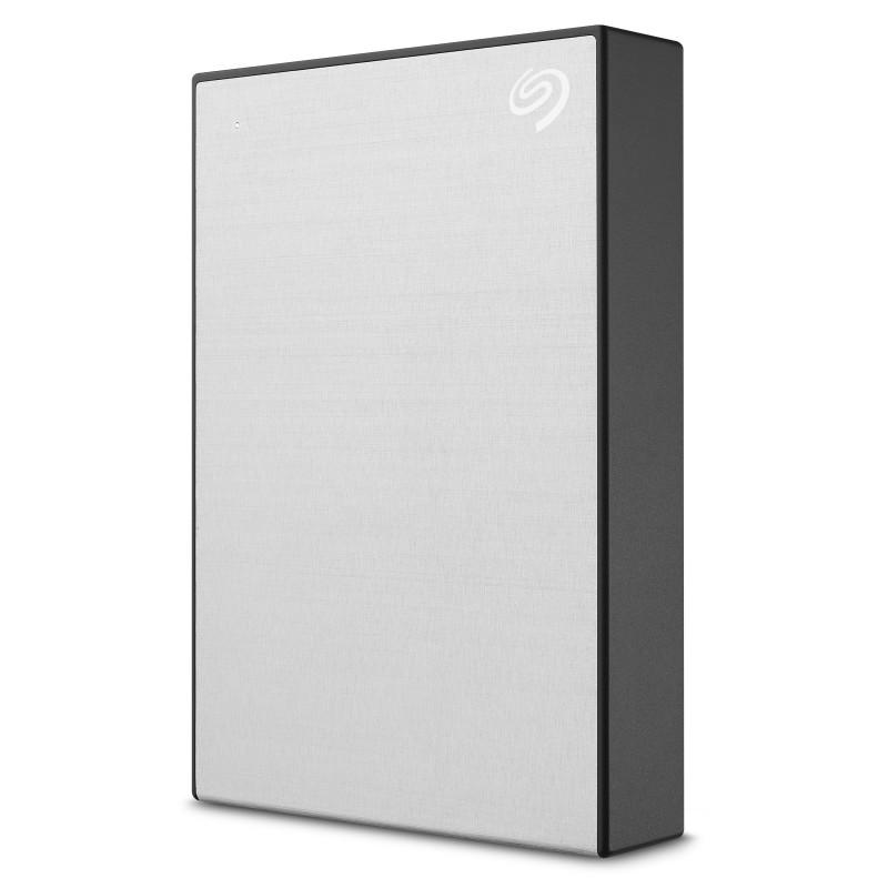 Seagate 5TB BackUp Plus Slim, prenosni disk 6,35cm (2,5) USB 3.0, srebrn