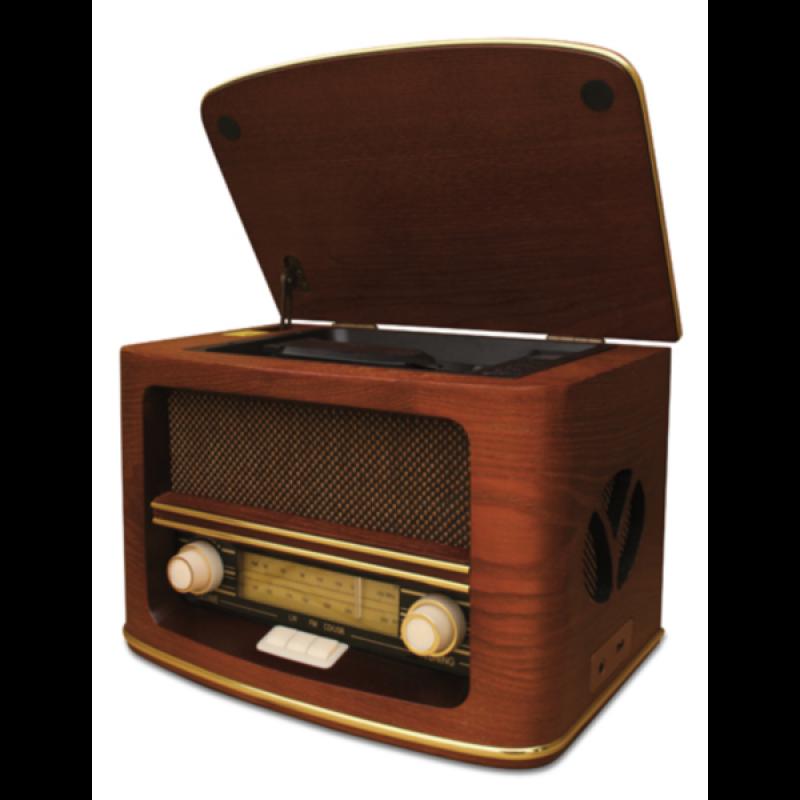 Camry retro radio/mp3 predvajalnik