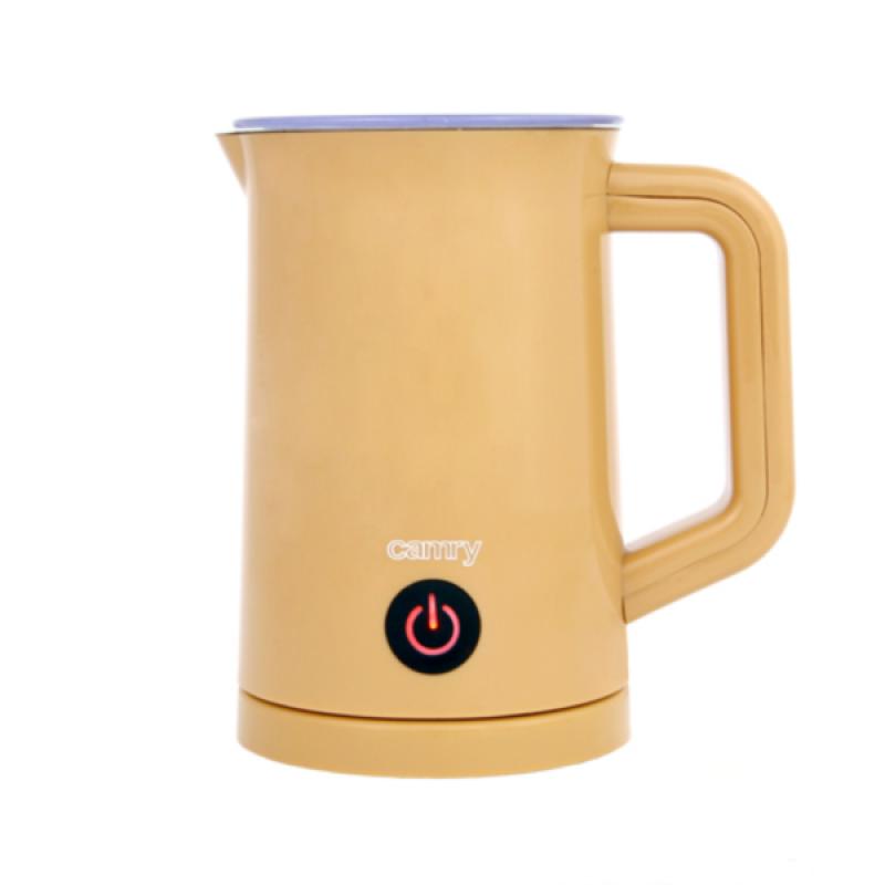 Camry penilnik mleka CR4464 latte