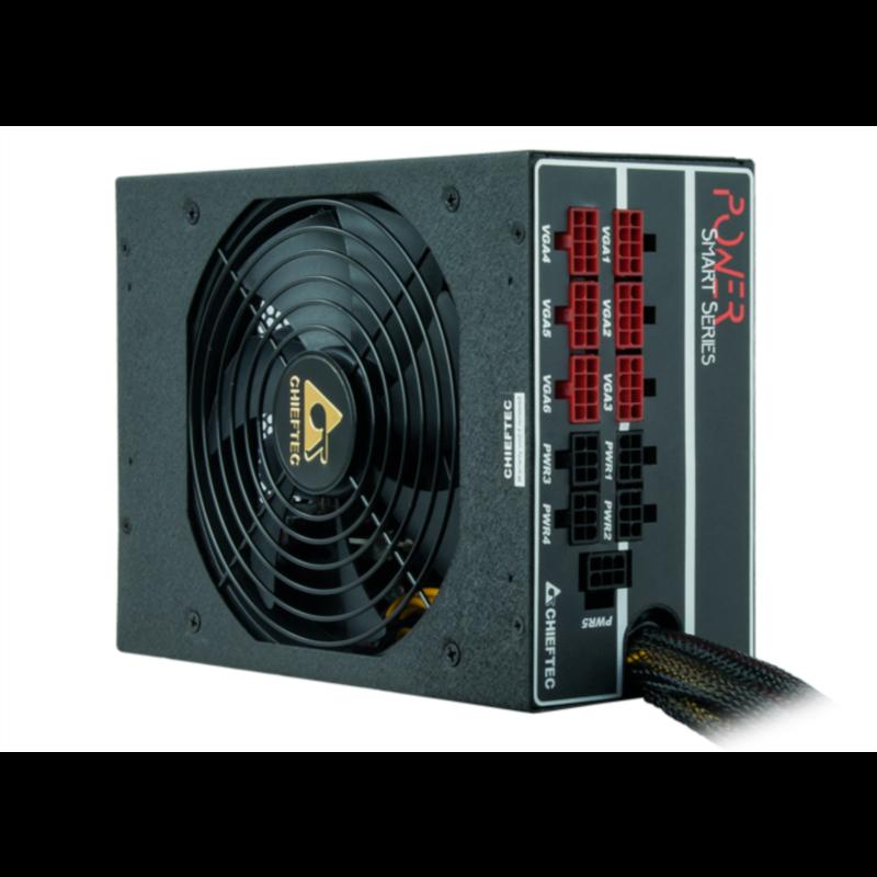 Chieftec Power Smart 1250W GOLD ATX modularni napajalnik