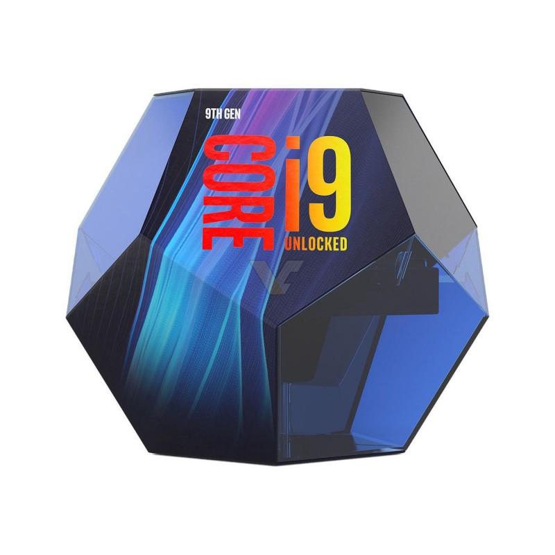 Intel Core i9 9900K BOX procesor, Coffee Lake