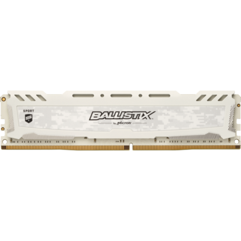 CRUCIAL 4GB DDR4 2666 CL16 1.2V DIMM Ballistix Sport LT, bel
