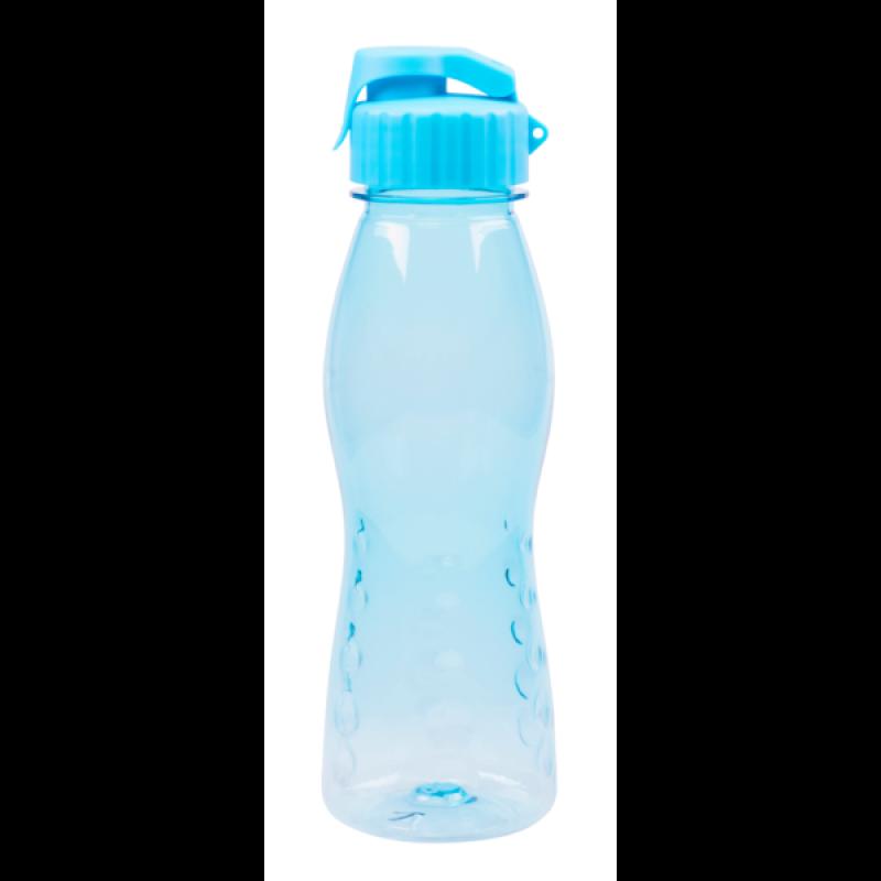 Plastenka FLIP TOP 700ml modra