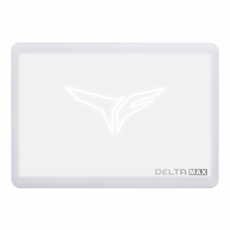 Teamgroup 1TB RGB SSD DELTA MAX WHITE 3D NAND SATA3