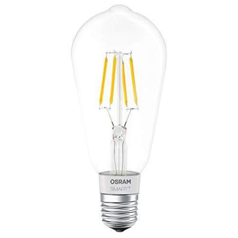 Ledvance/Osram 4058075091146 SMART + Led Sijalka s filamentom 5.5W 650lm 2700K Bluetooth - APPLE HOME KIT