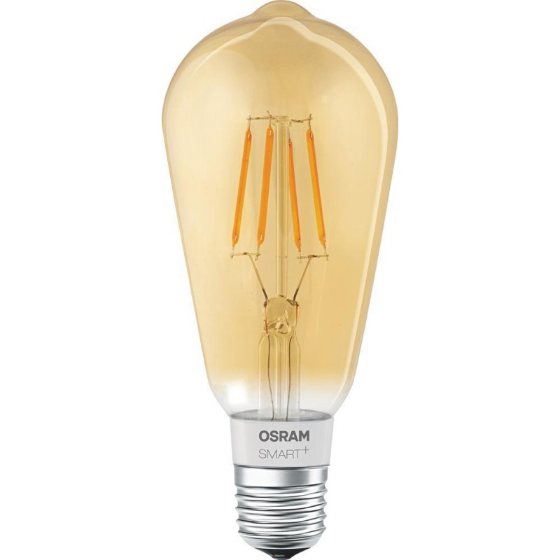 Ledvance/Osram 4058075091061 SMART + Led Sijalka s filamentom 5.5W 650lm 2700K Bluetooth - APPLE HOME KIT