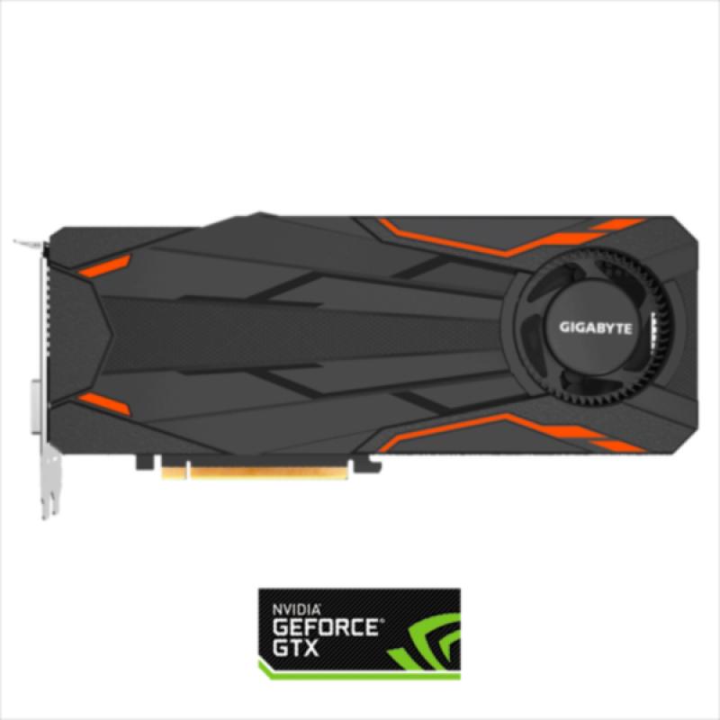 Grafična kartica GIGABYTE GeForce GTX 1080 Turbo OC, 8GB GDDR5X, PCI-E 3.0