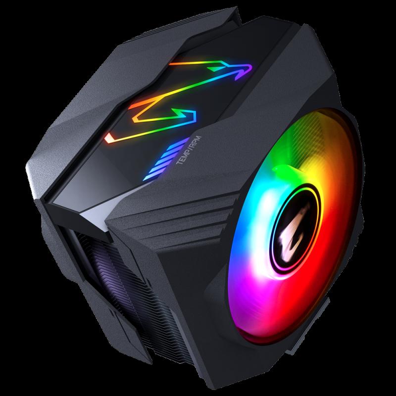 GIGABYTE Aorus ATC800, RGB hladilnik za desktop procesorje INTEL/AMD
