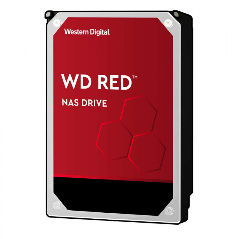WD trdi disk 6TB SATA3, 6Gb/s, 5400obr, 256MB RED