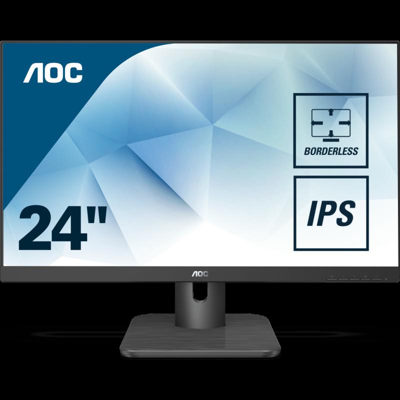 "AOC 24E1Q 23,8"" IPS monitor"