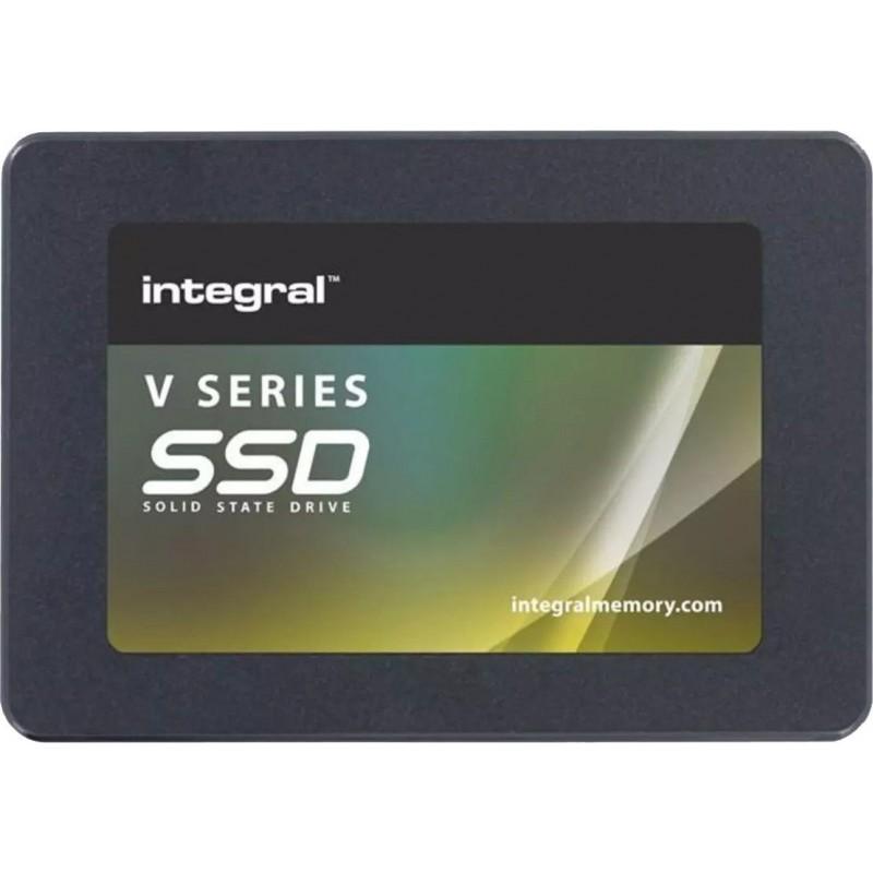 Integral 480GB SSD V Series TLC NAND SATA3 2.5'' + 9mm adapter, version 2
