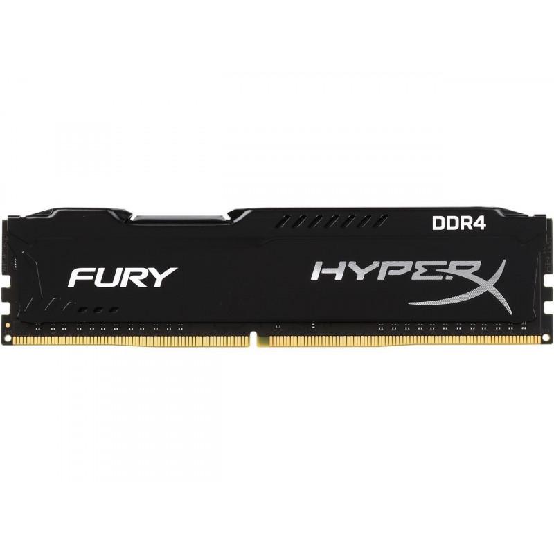 Kingston HyperX Fury 8GB DDR4-3200 DIMM PC4-25600 CL16, 1.2V