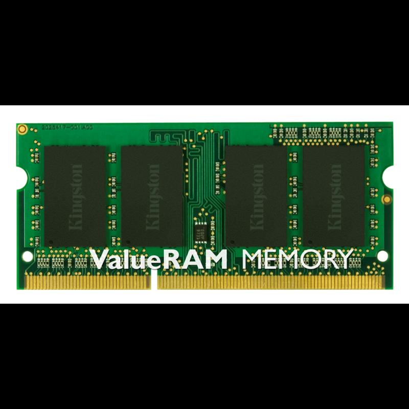 KINGSTON 4GB DDR3 1600 CL11 SODIMM za prenosnike, single rank