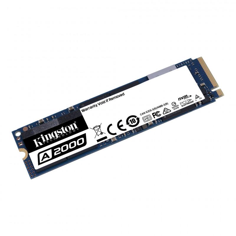 Kingston SSD disk 500GB M.2 NVMe