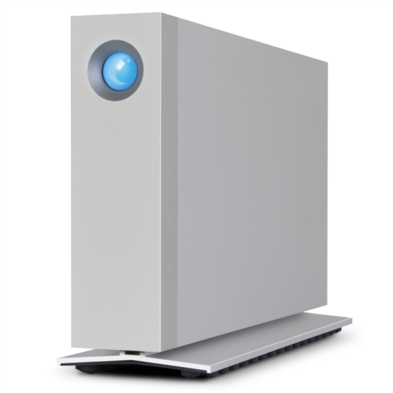LaCie 8TB d2 Thunderbolt3 &  USB 3.1 Type C  [7200] (Enterprise HDD)