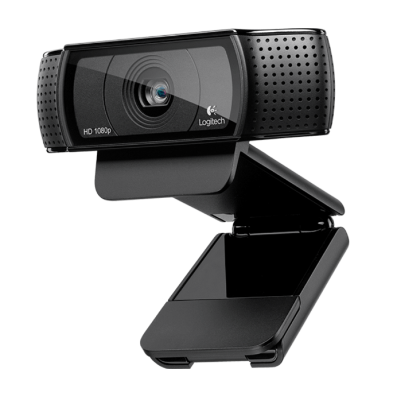 Logitech C920 HD PRO spletna kamera, USB
