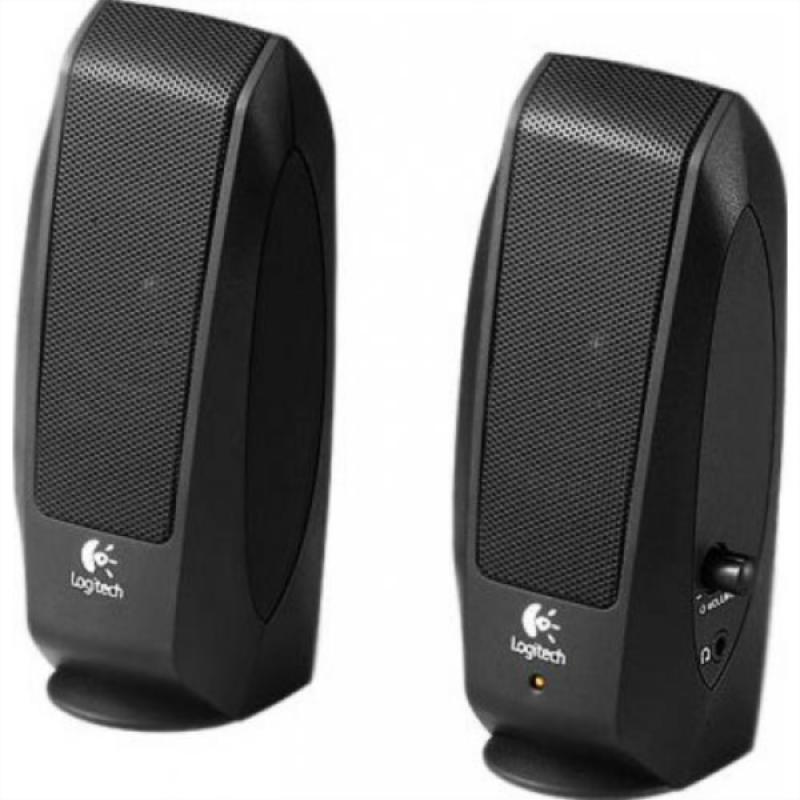 Logitech S-120 2.0 zvočniki
