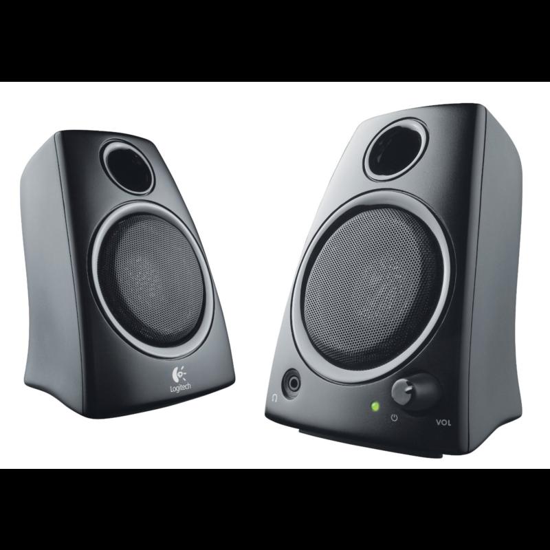 Logitech zvočniki 2.0 Z130 RMS 5W