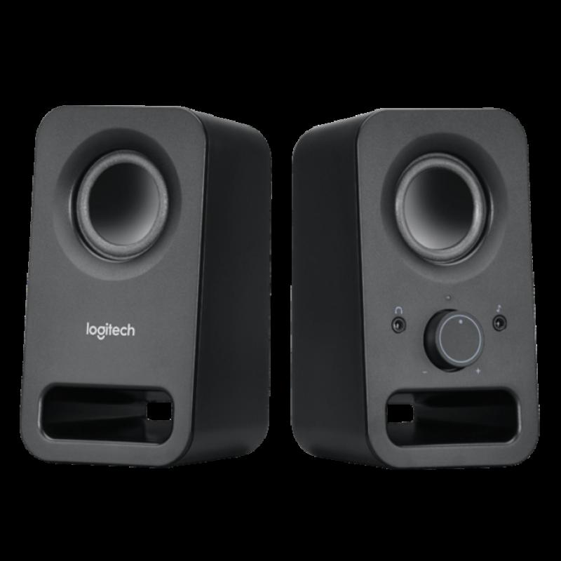 Logitech zvočniki 2.0 Z150 RMS 3W