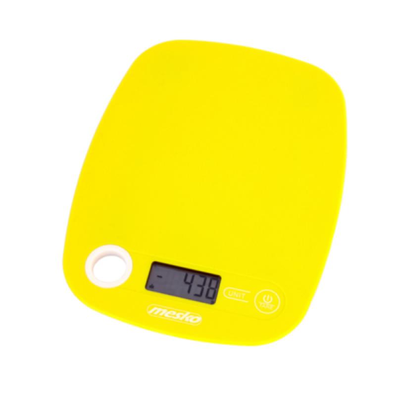 Kuhinjska tehtnica MS3159y rumena
