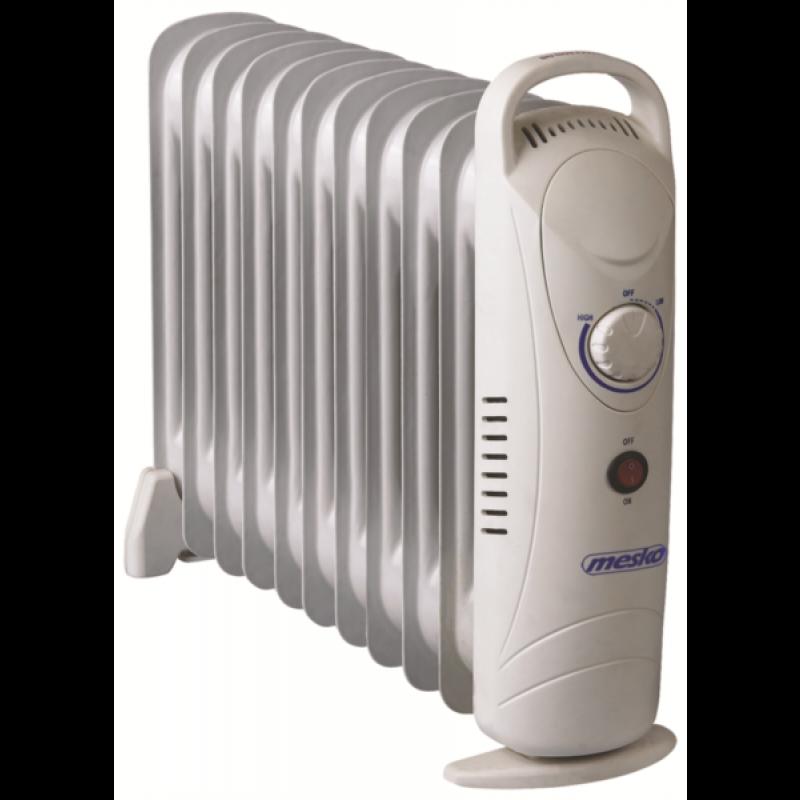 Mesko električni radiator 1200W - odprta embalaža