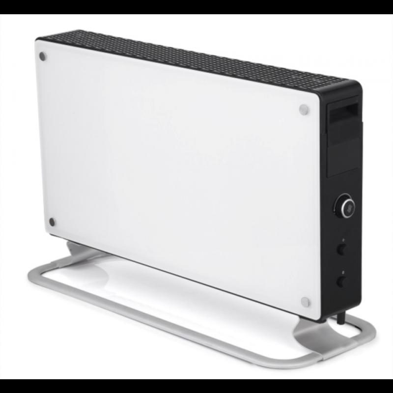 Mill konvektorski radiator steklen 2000w LED