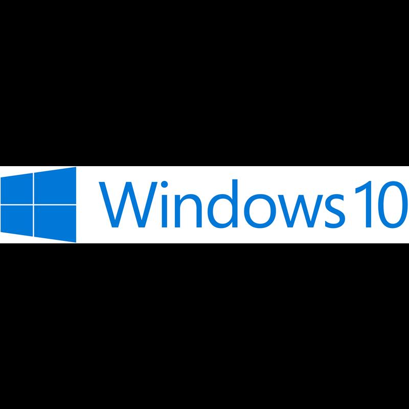 Microsoft Windows Pro 10 GGK slovenski, DVD