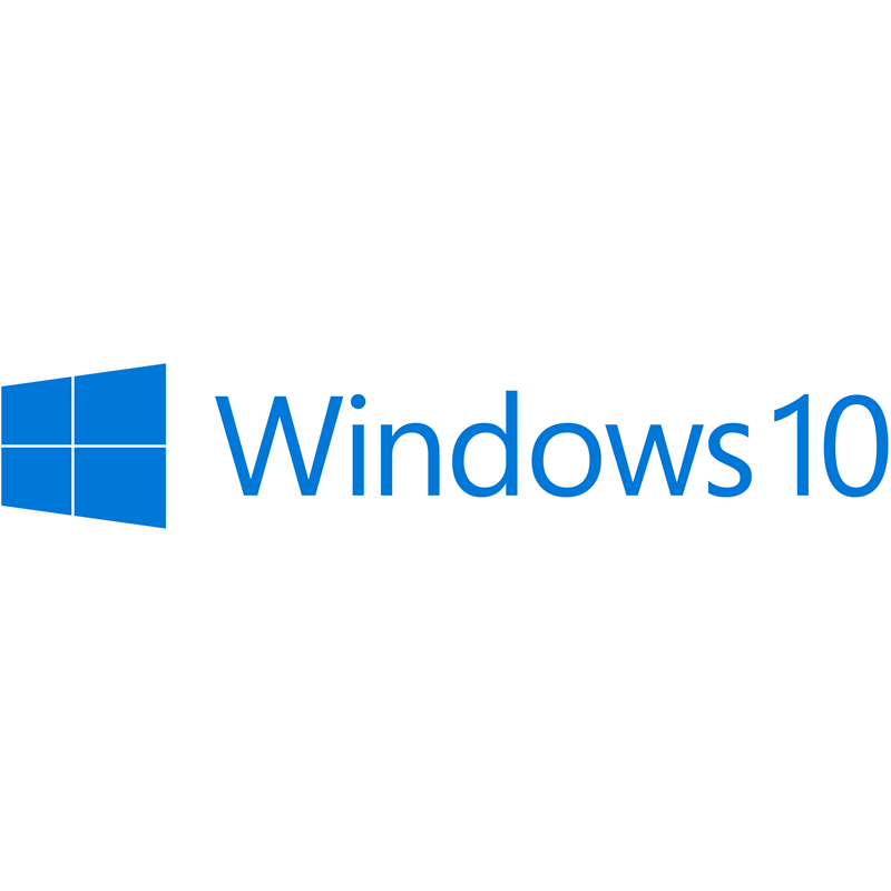 Microsoft Windows Home 10 DSP/OEM angleški, DVD