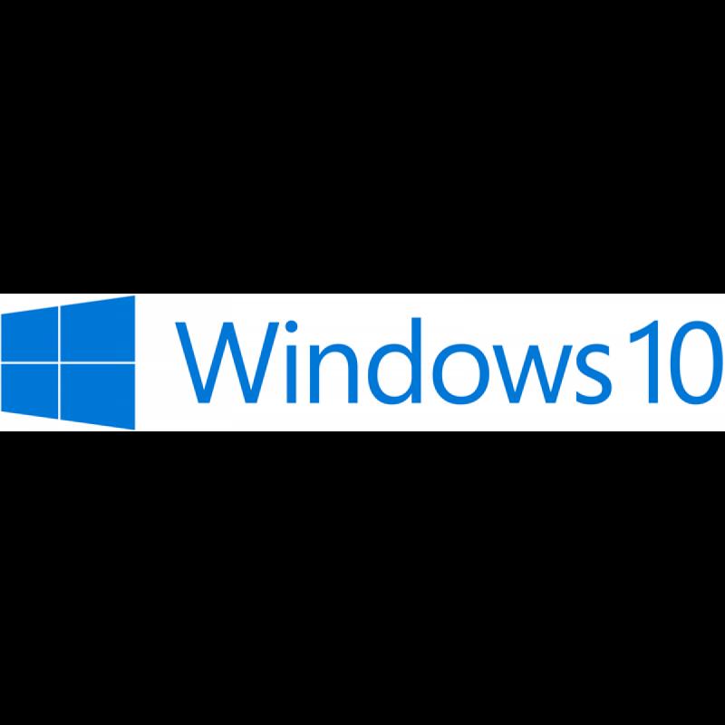 Microsoft Windows Pro 10 DSP/OEM angleški, DVD