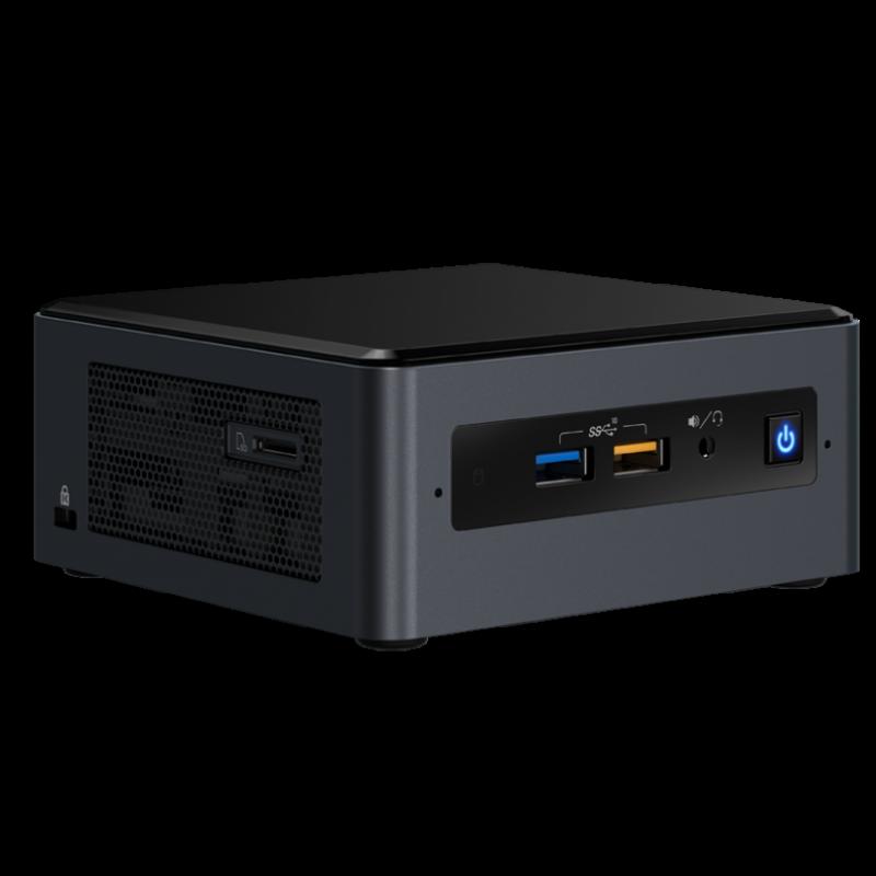 "Intel NUC kit i7 NUC8I7BEH 2,5"""