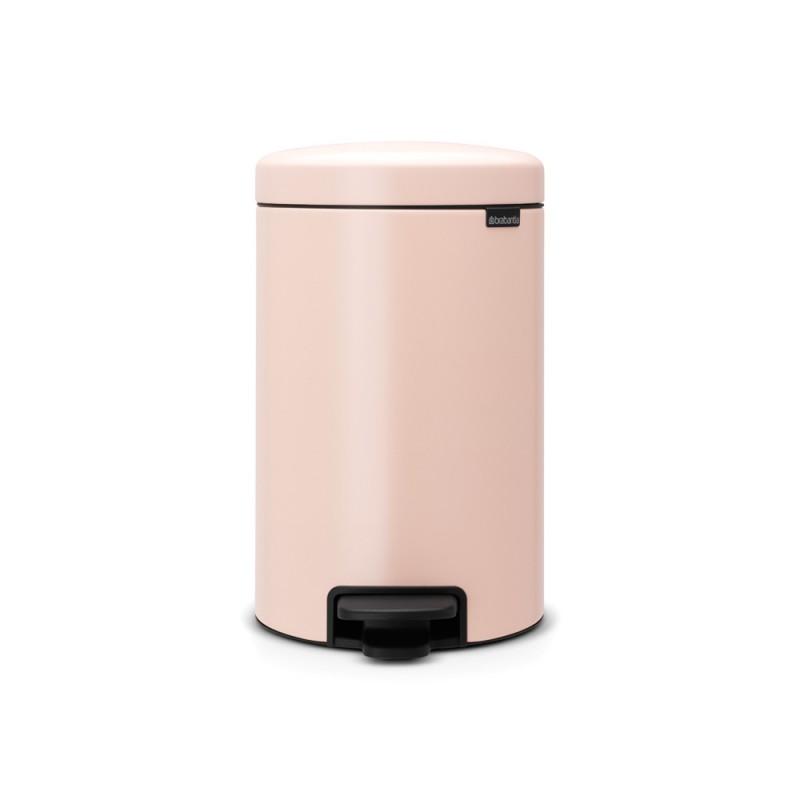 Brabantia koš za smeti 12L pink