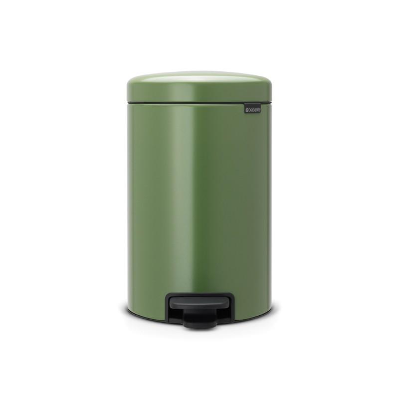 Brabantia koš za smeti 12L zelen