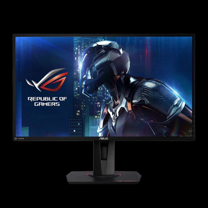 ASUS PG278QE 27'' ROG SWIFT Gaming WQHD monitor, 2560 x 1440, 1ms, 165Hz, DisplayPort, USB3.0