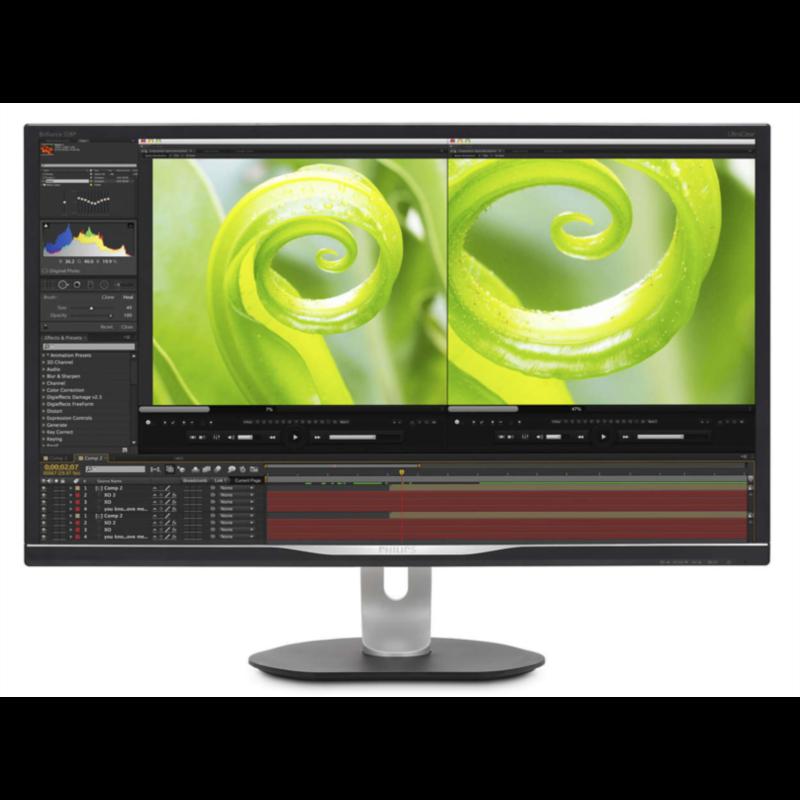 "Philips 328P6VJEB 31,5"" monitor"