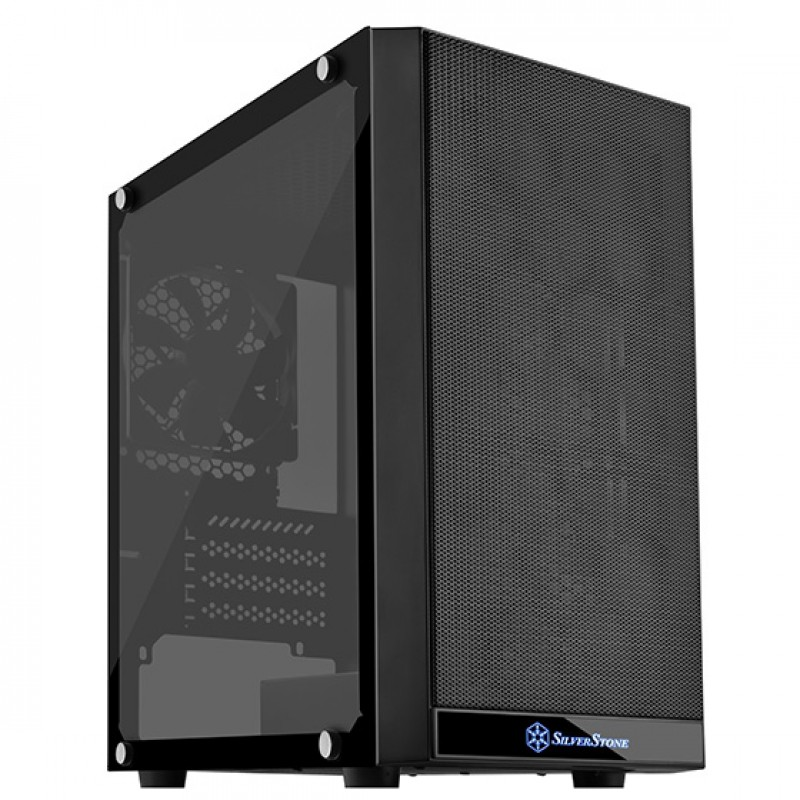 Silverstone PS15 mATX tempered glass ohišje