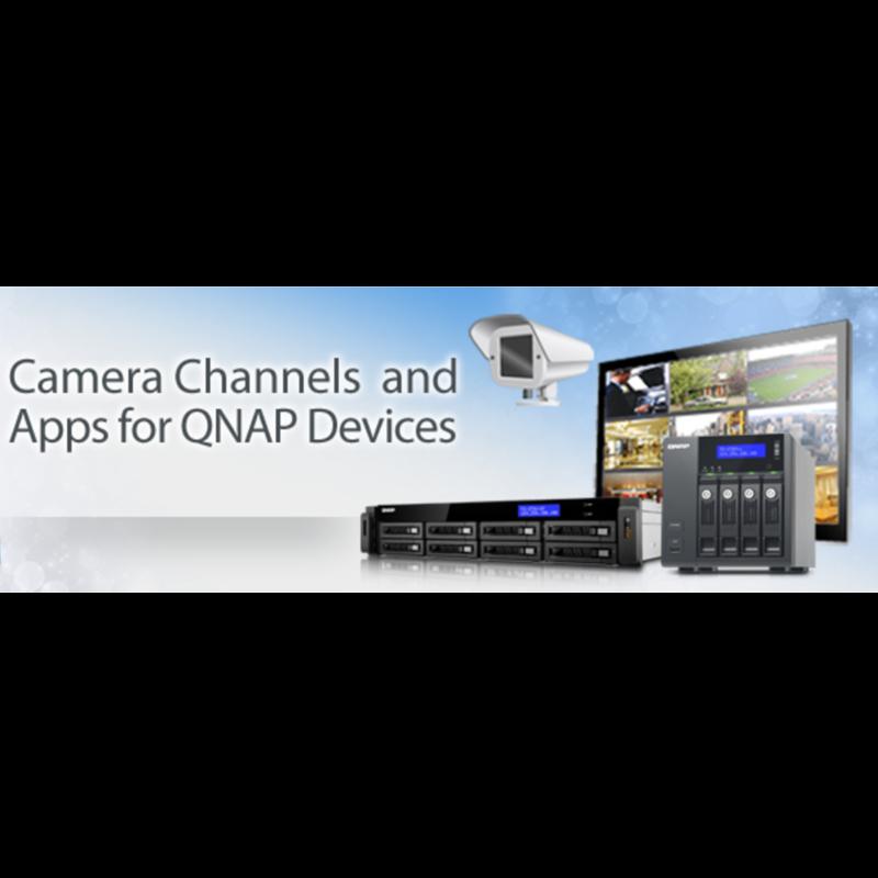 QNAP licenca za 2 dodatna snemalna kanala