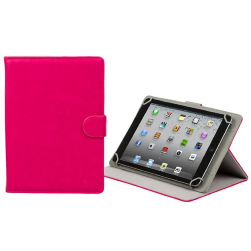 """RivaCase roza torbica za tablico 10.1"""" 3017 pink"""