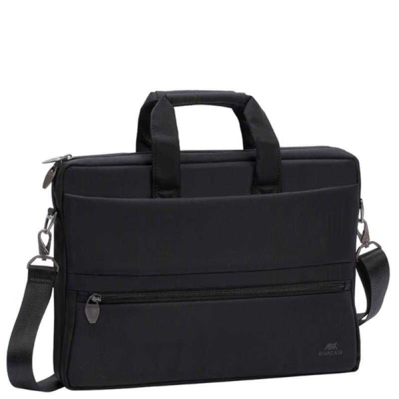 """RivaCase črna torba za prenosni računalnik 15.6"""" 8630"""