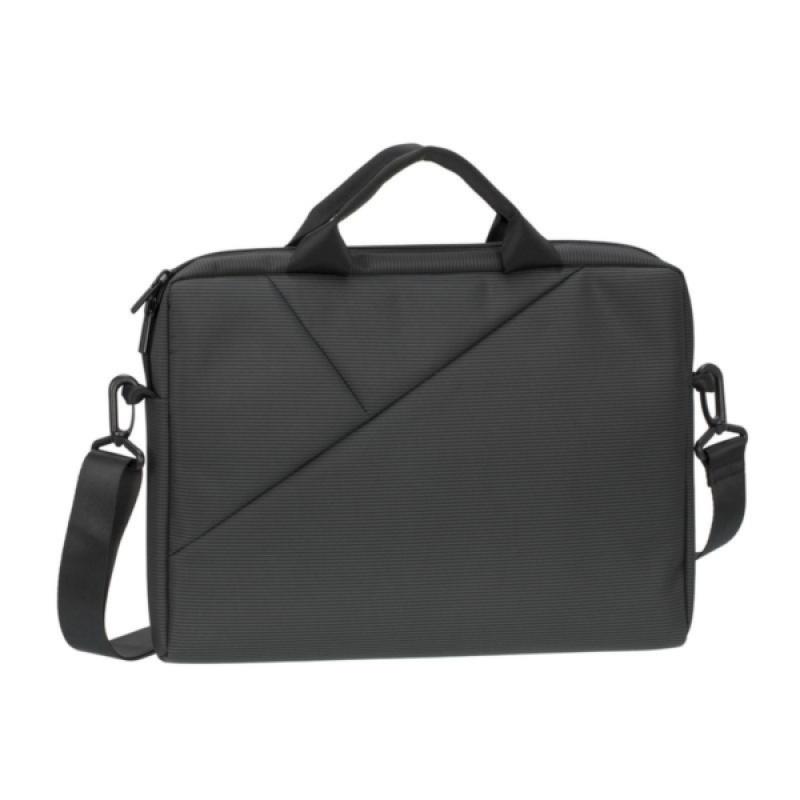 """RivaCase torba za prenosnik 15.6"""" siva 8730"""