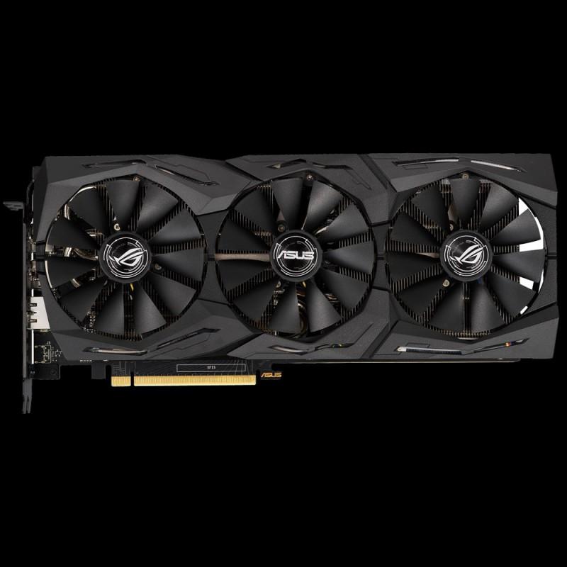 Grafična kartica ASUS ROG GeForce RTX 2060 STRIX OC, 6GB GDDR6, PCI-E 3.0