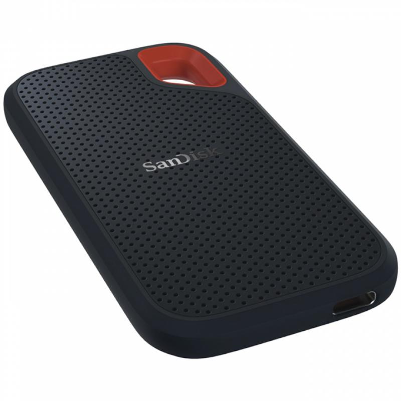 SanDisk 2TB Extreme Portable SSD, USB-C